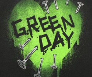 band, green, and green day image