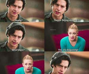 bughead, forever!, and betty&juggy image