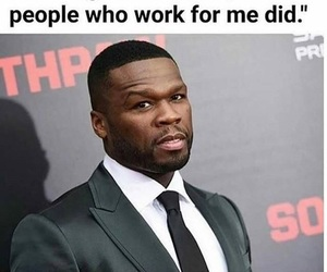 50 cent, goals, and hard work image