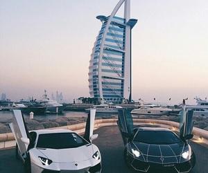 car, Dubai, and luxury image