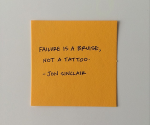 quotes, failure, and tattoo image