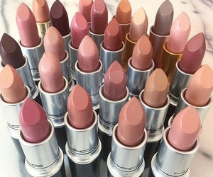 beauty, Nude, and lipstick image