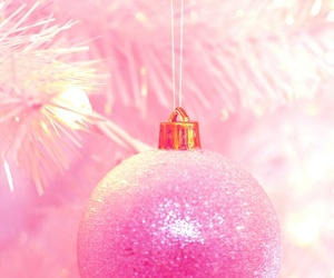 background, beautiful, and christmas tree image