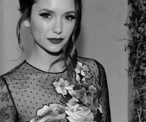Nina Dobrev, actress, and the vampire diaries image