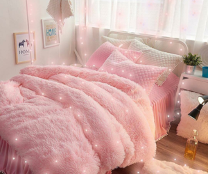 Pink Room And Home Image