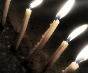 birthday, blogger, and candle image