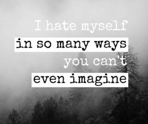broken, depression, and easel image