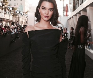 kendall jenner and famous image
