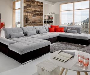 sectional sofa, sleeper sofa, and leather sectional sofa image
