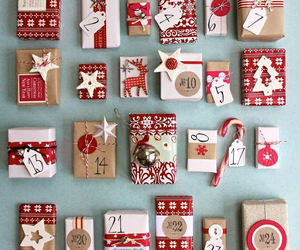 advent calendar and christmas image