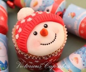 christmas, dessert, and sweets image