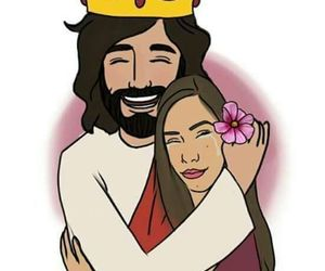 jesus, amor, and simplesmente amor image