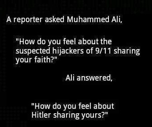 faith, islam, and Muhammed Ali image