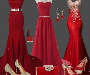 accessories, heels, and outfits image