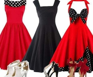 accessories, black, and party dress image