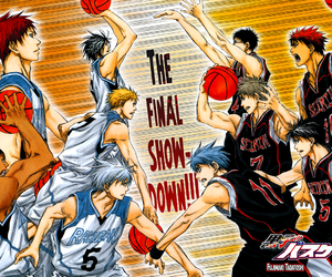 Basketball, rakuzan, and knb image