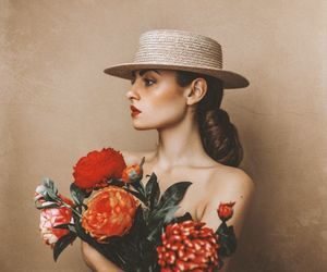 colours, fashion, and focus image