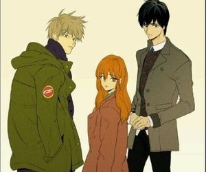 cheese in the trap, boys, and girl image