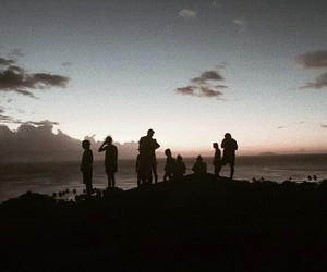 aesthetic, random, and beach image