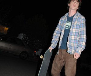 boy, charlie mcdermott, and night image