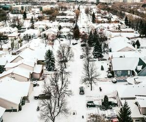 christmas, navidad, and snow image