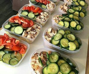 food and meal prep image