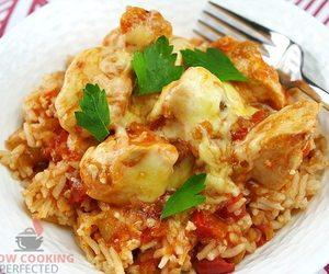 Chicken, food, and nomnomnom image