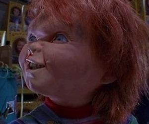 creepy, movie, and scary image