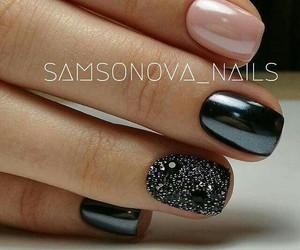 nails, nailart, and samsova nails image