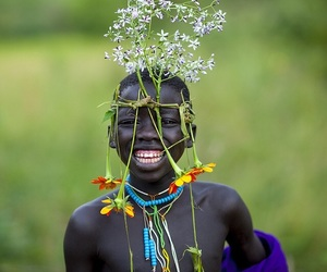 ethiopia, 埃塞俄比亞, and flowers image