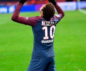 neymar, psg, and Barca image