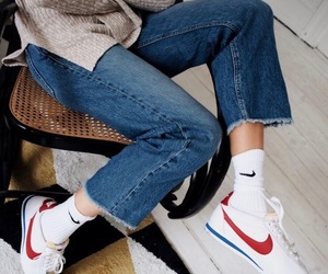 fashion, look, and nike image