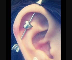 industrial and Piercings image