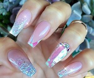 nails, nail art, and nail ideas image