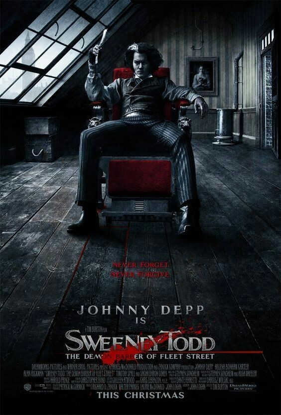 johnny depp, movie, and poster image