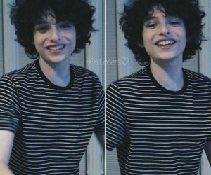 stranger things, lindura, and finn wolfhard image