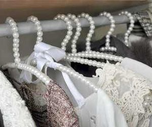 fashion, clothes, and pearls image