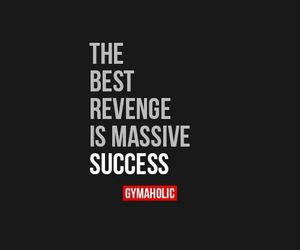 gym, motivation, and quotes image