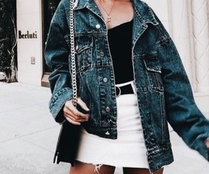 fashion, icon, and outfit image