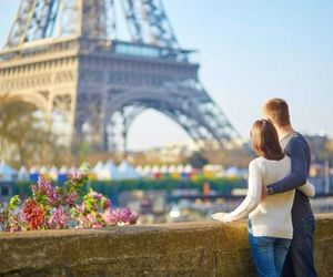 destination, paris, and france image