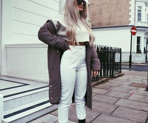 blonde, fab, and goals image