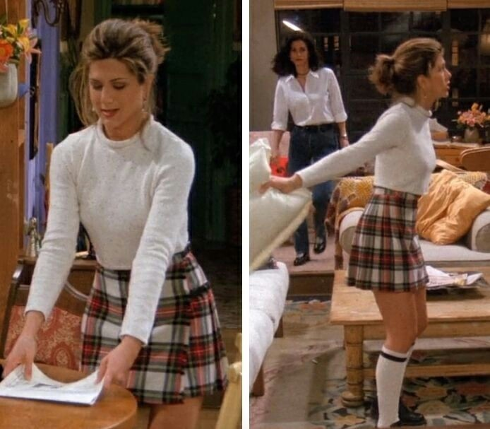 friends, 90s, and outfit image