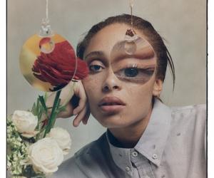 editorial, adwoa aboah, and fashion image