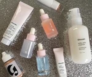 skincare and glossier image