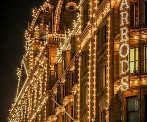 christmas, department store, and expensive image