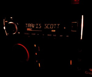 car, music, and travis scott image