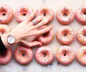 danielwellington, fashion, and food image