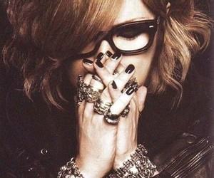 black and white, the gazette, and v系 image