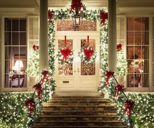 christmas, lights, and amazing image