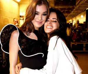 camila cabello and hailee steinfeld image